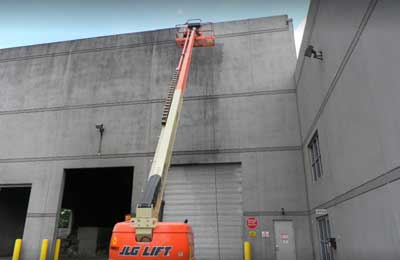Commercial Power Washing in Kansas City