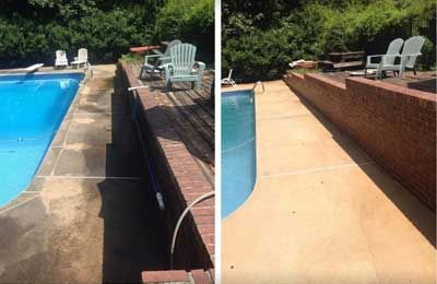 Concrete Cleaning in Kansas City