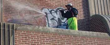 Graffiti Removal in Kansas City